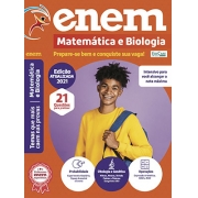 Apostila ENEM 2021 Ed. 02 - Matemática e Biologia - PRODUTO DIGITAL (PDF)