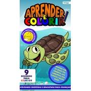 Aprender e Colorir Ed. 24 - Desenhos - PRODUTO DIGITAL (PDF)