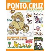 Arte de Fazer Arte Ed. 55 - Ponto Cruz Mimos - *PRODUTO DIGITAL (PDF)