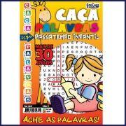 Caça Infantil Ed. 01 - Caça Palavras