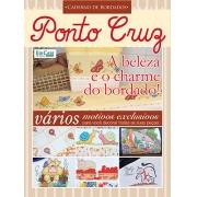 Caderno de Bordados Ed. 15 - Ponto Cruz - *PRODUTO DIGITAL (PDF)