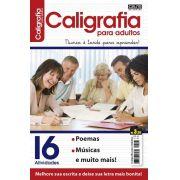 Caligrafia Para Adultos Ed. 01 - PRODUTO DIGITAL (PDF) - PARA IMPRIMIR