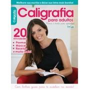 Caligrafia Para Adultos Ed. 03 - PRODUTO DIGITAL (PDF) - PARA IMPRIMIR