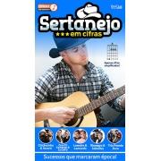 Cifras Dos Sucessos Ed. 21 - Sertanejo: Sucessos que marcaram época! -  *PRODUTO DIGITAL (PDF)
