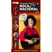 Cifras Dos Sucessos Ed. 32 - Sucessos do ROCK NACIONAL *PRODUTO DIGITAL (PDF)