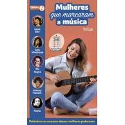 Cifras Dos Sucessos Ed. 42 - Mulheres que marcaram a música *PRODUTO DIGITAL (PDF)