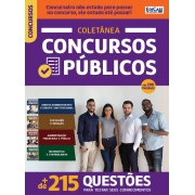 Coletânea Concursos Públicos - Ed.01 - 4 Volumes