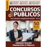 Concursos Públicos Ed. 03 - Administração Financeira e Pública
