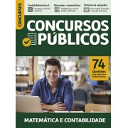 Concursos Públicos Ed. 04 - Matemática e Contabilidade