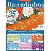 Crochê Com Arte Ed. 01 - Barradinhos em Crochê - *PRODUTO DIGITAL (PDF)
