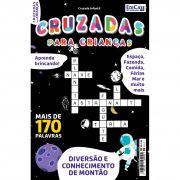 Cruzadas Infantil  Ed. 02 - Mais de 170 Palavras
