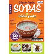 Culinária Popular Ed. 07 - Sopas e Bebidas Quentes