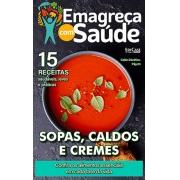 Emagreça Com Saúde Ed. 10 - Sopas, Caldos e Cremes - *PRODUTO DIGITAL (PDF)
