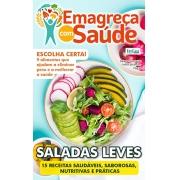 Emagreça Com Saúde Ed. 24 - 15 RECEITAS SAUDÁVEIS  - *PRODUTO DIGITAL (PDF)