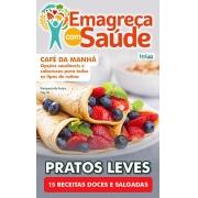 Emagreça Com Saúde Ed. 25 - 15 RECEITAS DOCES E SALGADAS  - *PRODUTO DIGITAL (PDF)
