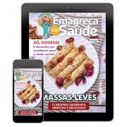 Emagreça Com Saúde Ed. 29 - MASSAS LEVES - *PRODUTO DIGITAL (PDF)