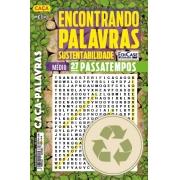 Encontrando Palavras Ed. 210 - Médio - Sustentabilidade
