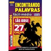 Encontrando Palavras Ed. 211 - Fácil/Médio - São Jorge