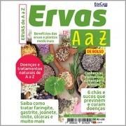Ervas de A a Z de Bolso Ed. 01 - Benefícios das Ervas e Plantas Medicinais