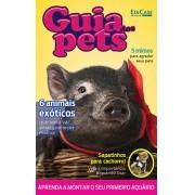 Guia dos Pets Ed. 07 - 6 Animais Exóticos Que Você Vai Amar Conhecer Melhor - PRODUTO DIGITAL (PDF)