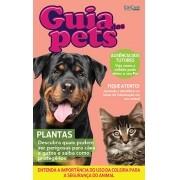Guia dos Pets Ed. 10 -Plantas: Descubra Quais Podem Ser Perigosas Para Cães e Gatos e Saiba Como Protegê-los - PRODUTO DIGITAL (PDF)