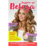 Inspire-se! Beleza - Ed.13 - Aprenda a Preparar a Pele Para a Maquiagem - *PRODUTO DIGITAL (PDF)