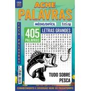 Kit c/ 20 Revistas - Caça Palavras - Diversos
