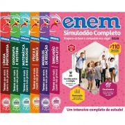 Livro ENEM - Coleção Completa - 6 Edições