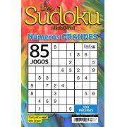Livro Sudoku Ed. 05 - Médio/Difícil - Com Números Grandes - Só Jogos 9x9