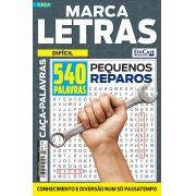 Marca Letras Ed. 51 - Difícil - Pequenos Reparos