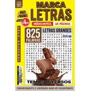 Marca Letras Ed. 66 - Médio/Difícil - Letras Grandes - Temas Diversos