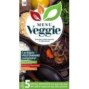 Menu Veggie Ed. 01 - Entradas, Pratos Quentes e Sobremesas - *PRODUTO DIGITAL (PDF)