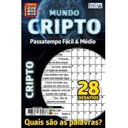 Mundo Cripto Ed. 01 - Fácil/Médio - 28 Desafios