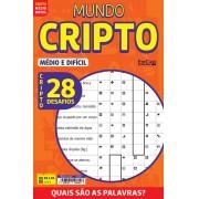 Mundo Cripto Ed. 07 - Médio/Difícil - 28 Desafios
