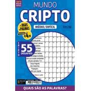 Mundo Cripto Ed. 08 - Médio/Difícil - 55 Desafios