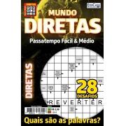 Mundo Diretas Ed. 01 - Fácil/Médio - 28 Desafios
