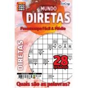 Mundo Diretas Ed. 03 - Fácil/Médio - 28 Desafios