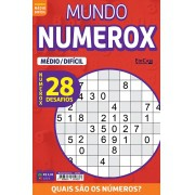 Mundo Numerox Ed. 08 - Médio/Difícil - 28 Desafios