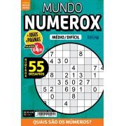 Mundo Numerox Ed. 09 - Médio/Difícil - 55 Desafios