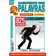 Passatempos com Palavras Ed. 86 - Médio/Difícil - Letras Grandes - Diversos