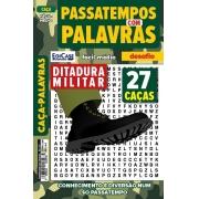 Passatempos com Palavras Ed. 215 - Fácil/Médio - Ditadura Militar
