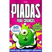 Piadas Para Crianças Ed. 34 - Leves, Inteligentes e Inclusivas - PRODUTO DIGITAL (PDF)