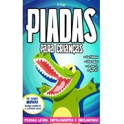 Piadas Para Crianças Ed. 37 - Leves, Inteligentes e Inclusivas - PRODUTO DIGITAL (PDF)