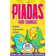 Piadas Para Crianças Ed. 38 - Leves, Inteligentes e Inclusivas - PRODUTO DIGITAL (PDF)