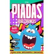 Piadas Para Crianças Ed. 41 - Leves, Inteligentes e Inclusivas - PRODUTO DIGITAL (PDF)