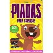 Piadas Para Crianças Ed. 42 - Leves, Inteligentes e Inclusivas - PRODUTO DIGITAL (PDF)
