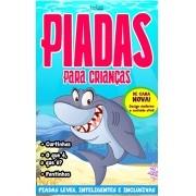 Piadas Para Crianças Ed. 43 - Leves, Inteligentes e Inclusivas - PRODUTO DIGITAL (PDF)