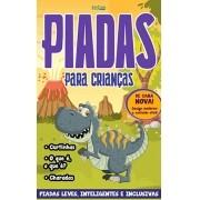 Piadas Para Crianças Ed. 45 - Leves, Inteligentes e Inclusivas - PRODUTO DIGITAL (PDF)