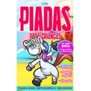 Piadas Para Crianças Ed. 48 - Leves, Inteligentes e Inclusivas - PRODUTO DIGITAL (PDF)