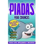 Piadas Para Crianças Ed. 54 - Leves, Inteligentes e Inclusivas - PRODUTO DIGITAL (PDF)